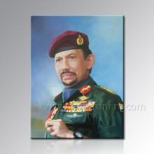 Pintura famosa do retrato