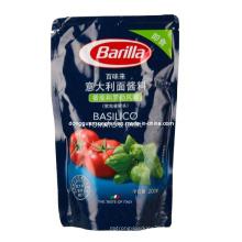 Paste Packaging Bag/Plastic Paste Bag/Stand up Sauce Bag