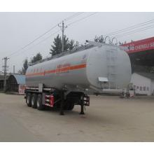 10.5m Tri-axle Fuel Transport Tanker รถกึ่งพ่วง