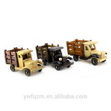 Camión de madera hecho a mano de buena calidad al por mayor 2015