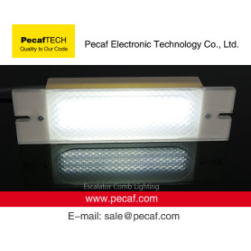 Escalator comb lamp ECL