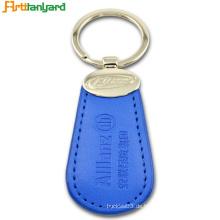 Personalisierte Leder Schlüsselanhänger für Männer