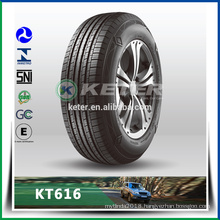 Keter brand 235/70R16 INMETRO certifiacate available for Brazil market SUV car tyre