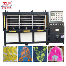 Hot sale for China KPU Shoes Cover Machine, KPU Shoes Machinery, KPU Sport Shoes Upper Machine, KPU Shoe Cover Maker Equipment, KPU Shoe Machine, Shoes Upper Making Machine Exporters KPU Sport Shoes Surface Molding Machine supply to South Korea Exporter