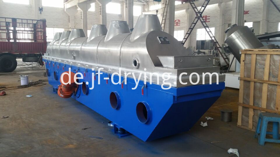 VIBRORATION FLUID BED DRYER (3)