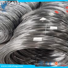 410 0,7 mm Fio de aço inoxidável utilizado para escova