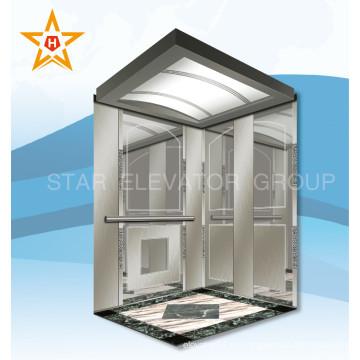 En81 elevador panorámico estándar para el centro comercial