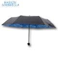 Guangzhou China Supplier Top Quality Customized Logo OEM Flower Print Inside Promotion Cloud Umbrella