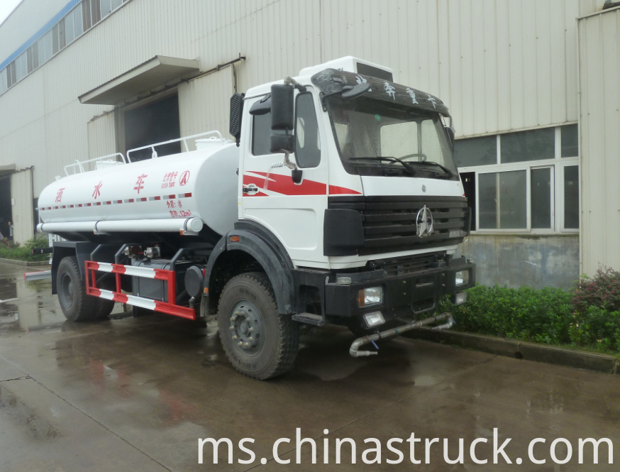 BEIBEN 10,000 LITERS water spray truck