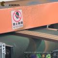 Двойной винта WPC PVC пластичная производственная линия профиля высокоскоростной экструзии
