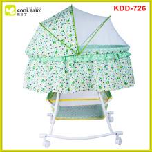 Beliebte tragbare Wiege Bett Modelle Baby Krippen