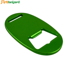 Aluminum Bottle Opener With Different Color