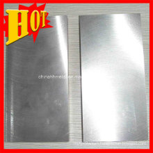 ASTM B386 99.95% Rolled Molybdenum Sheet