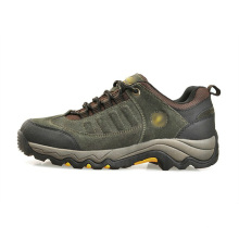 Army Green Outdoor Trekking Shoes