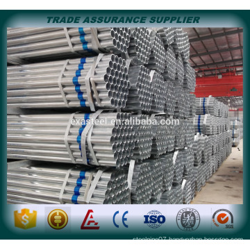 SS400 welded galvanized conduit with best price