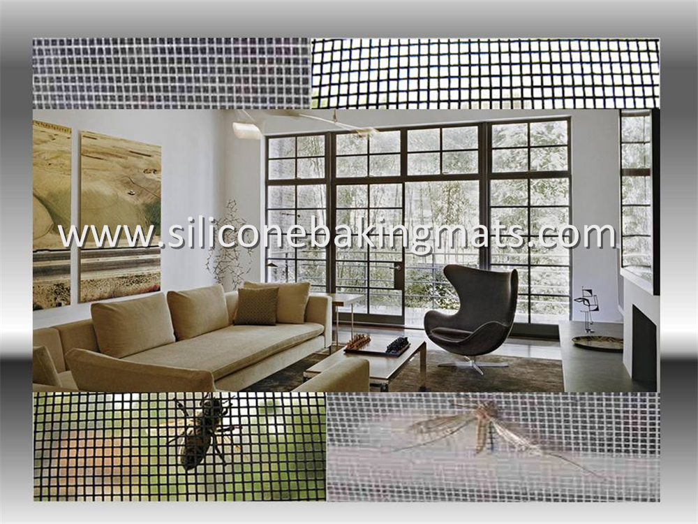 Silver Grey Insect Screen