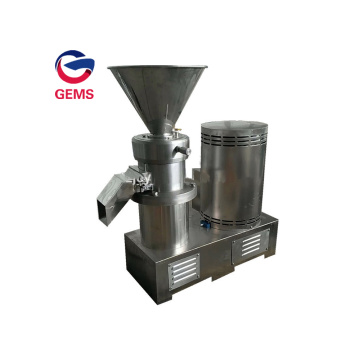 Malaysia Sesame Seed Paste Grinding Maker Processing Machine