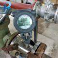 Débitmètre numérique à prix d'usine avec connexion à vis