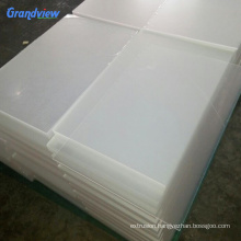 High impact ABS sheet for thermoforming plastic products