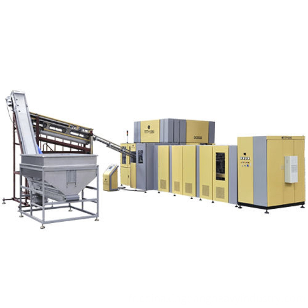 Food Beverage Packaging Blow Molding Machine