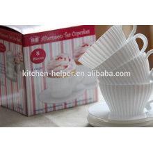 Eco-friendly Modern Cake Tools Silicone Mini Cupcake Moule / Silicone Cake Cup Moule / Silicone Cake Moule / Silicone Moon Cake Molds