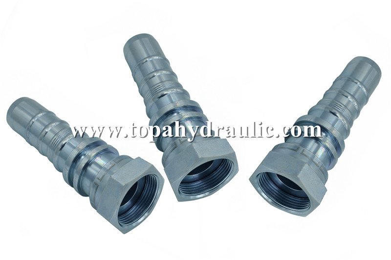 Din dayco dash size crimpless an hydraulic fitting