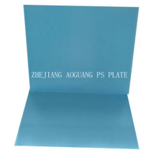 High Quality A Grade Positive Blue Coating PS Plate