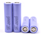 high intensity led flashlight Lithium Ion Rechargeable 18650 battery