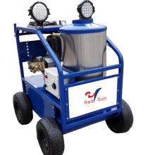 Hot water mold machine 380v 3phase high pressure washer