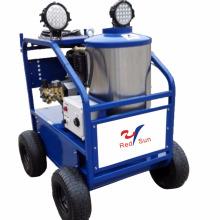Горячей воды машина прессформы 3 фазы 380В мойка высокого давления