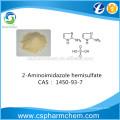2-Aminoimidazole hemisulfate, CAS 1450-93-7