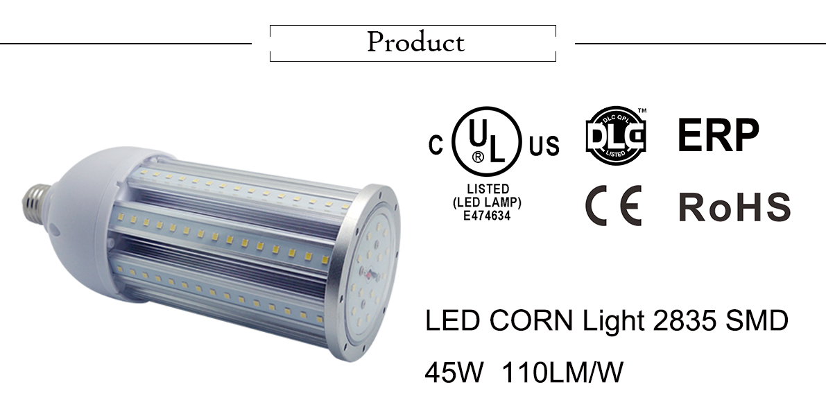 e26 base led corn light
