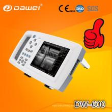DW-600 máquina de ultrasonido digital de mano para humanos y veterinarios