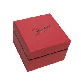 Wholesale Paper Materials Watch Gift box dengan Tutup