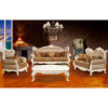 Sofá da sala de estar com mesa de canto (992B)