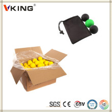 China Made Silicone Rubber Lacrosse Ball