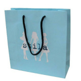 Printed Luxury Paper Bag for Clothes Boutique