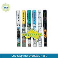 plastic metal ball pen