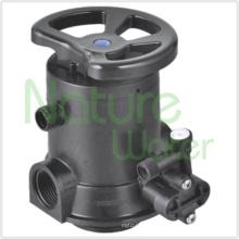 Multi-Port Valve for Water Softener Use (MUS4)