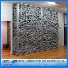 Gabion Retaining Wall/ Galvanized Welded Gabion Box