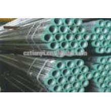 HOT Galvanized carbon steel seamless tube