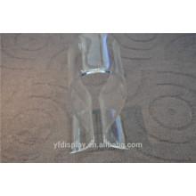 Forme d'écouteur grand affichage acrylique clair d'écouteur