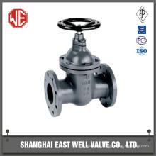 Gate valves for steam service