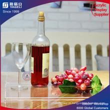 Clear Custom Acrylic Display Fruit Tray