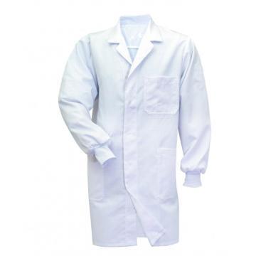 Camisa de algodão poli ácido e anti-bacteriana