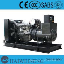 Pequeño generador silencioso de potencia diesel por 7kw motor UKperkins