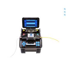 Para la herramienta de la fibra de la red del ftth ALK-88 empalmador de fusión de la fibra del fusión caliente, máquina de empalme de fusión de la fibra óptica ALK-88