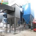 Colector de Polvo Ciclónico Industrial 220
