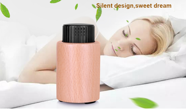 waterless aromatherapy nebulizer diffuser