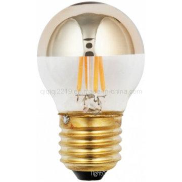 3.5W Gold Mirror G45 Dim Desk Lamp